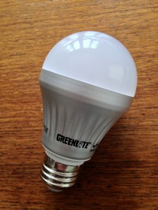 Greenlite 8 watt LED